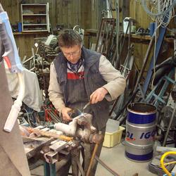 Atelier soudure chalumeau, brasure, chaudronnerie…